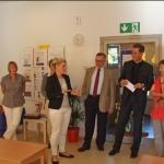 Bundestagsabgeordnete Dr. Lücking-Michel besuchte Sonja-Kill-Inklusionskita