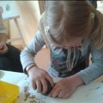 Vom Korn zum Brot - Projekt der Ritterkinder