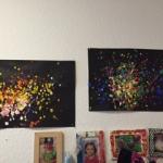 Kunstwerke Silvesterfeuerwerk