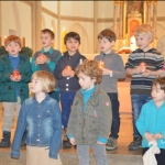 Familienmesse zum 1. Advent 2013