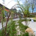 Garten der Margarete-Winkler-Kita © Marcus Gastreich