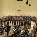 Mozart Requiem und Werke von Pärt, Barber, Tavener © Bernd Hallerbach