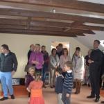 Umbenennung und Einweihung religiöser Raum der Kita St. Georg